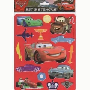 Overtrek stencils – Cars