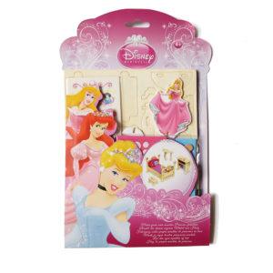 Poppenhuis meubels maken – Prinsessen