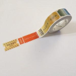 Washi tape – Tickets