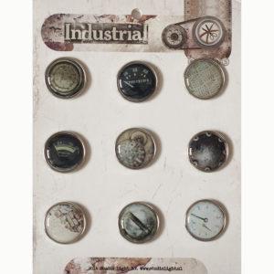 Brads / Splitpennen – Industrial