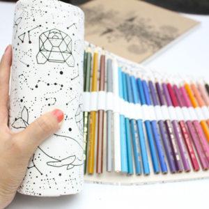 Roletui – Pencil wrap 48 gaten