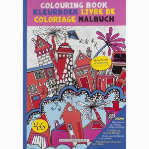 Kleurboek voor volwassenen – Deel 1