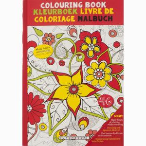 Kleurboek voor volwassenen – Deel 2