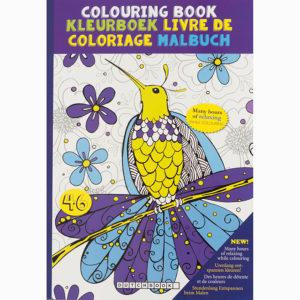 Kleurboek voor volwassenen – Deel 3