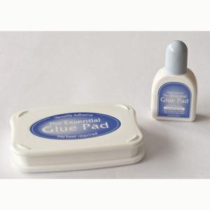Glue pad – Stempel lijm