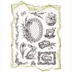 Viva Decor Clear Stamps – Easter Nostalgic