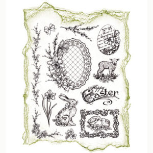 Viva Decor Clear Stamps – Easter Nostalgic