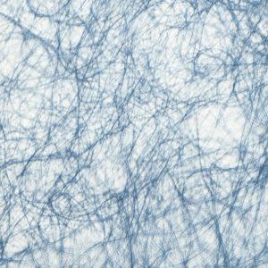 Spinnenwebpapier – Donkerblauw