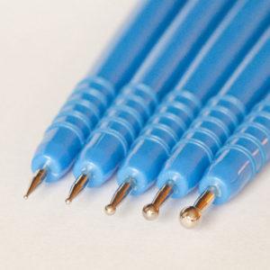Embossing pennen / Opbolpennen