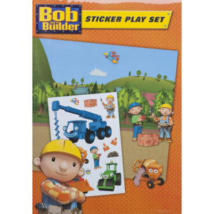 Bob de Bouwer – Sticker en speelboek