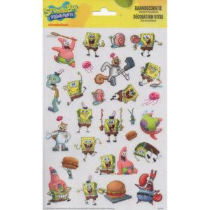 Raamstickers – Spongebob