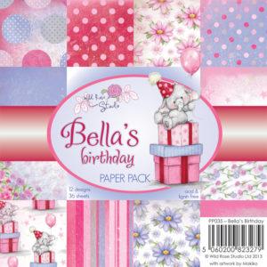 Paperpad – Bella's Birthday