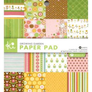 Paperpad – Growing Garden