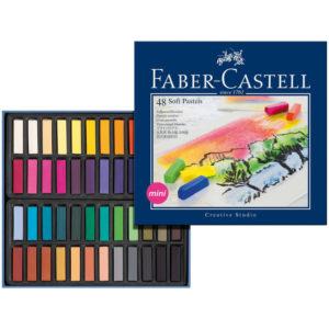 Faber Castell – Pastelkrijt 48 stuks