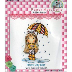 Paper Nest Dolls – Rainy Day Ellie