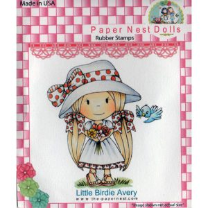 Paper Nest Dolls – Little Birdie Avery