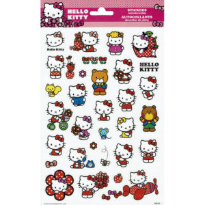 Raamstickers – Hello Kitty