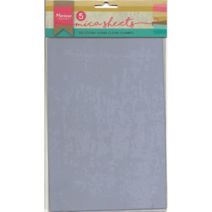 Mica Sheets / Stamp Sheets